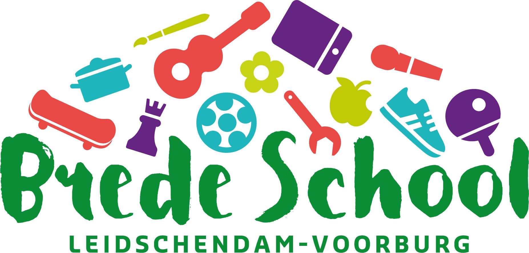 Logo Brede school Leidschendam-voorburg