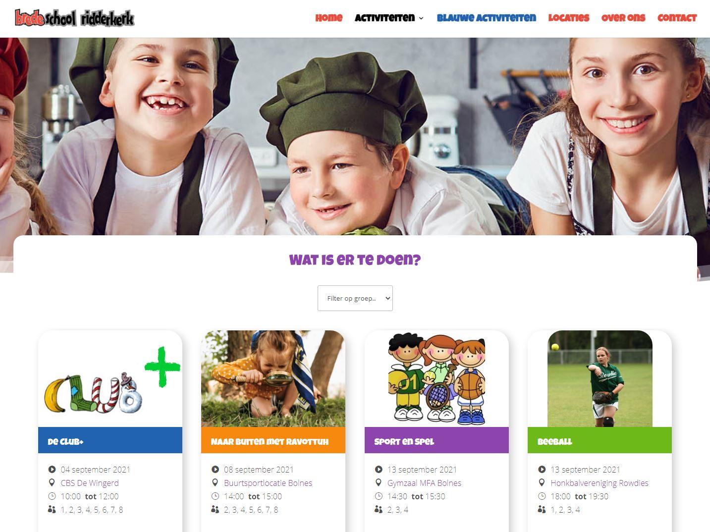 review brede school Ridderkerk